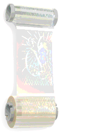 Generic and Custom Holographic Overlaminates for ID Cards