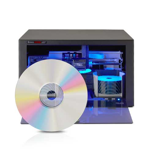 Disc Printing & Duplication
