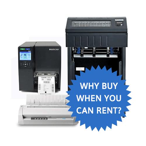 Printer Finance