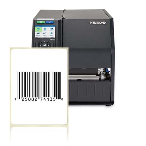 Thermal Label Printing