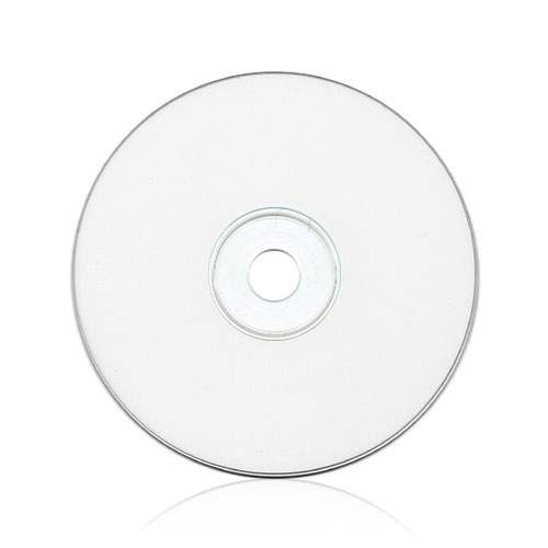 Taiyo Yuden TY-WHITE-CDR-100 Super High Quality White CD-R