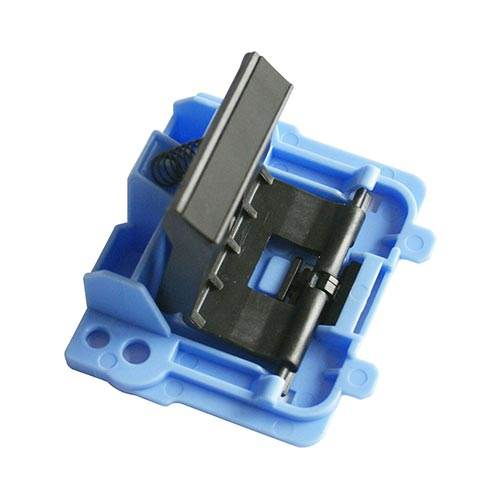 RM1-4207-000 Separation Pad Assembly for the Hewlett Packard LaserJet P1505 / 1505n / M1522n