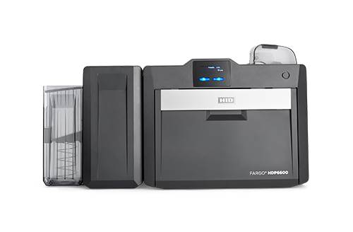 Fargo HDP6600 ID Card Printer