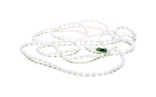 CHNWPL30 Plastic Bead Chain with connector