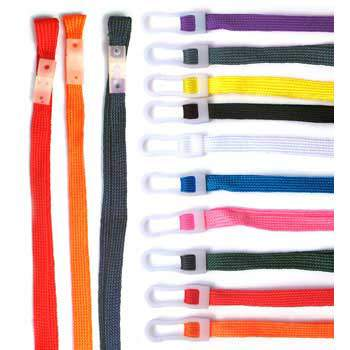 AC30005 Breakaway Lanyard with Plastic Dog Clip