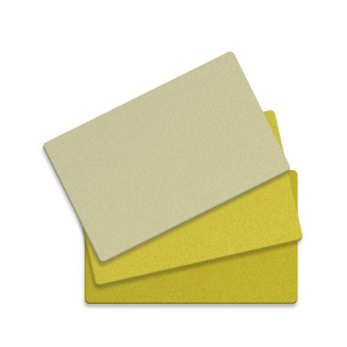 CR-80 30mil (PVC) Metallic Coloured Cards