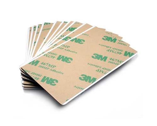558436-001 Laminator Cleaning Cards