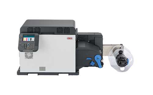 OKI Pro1050 Label Printer