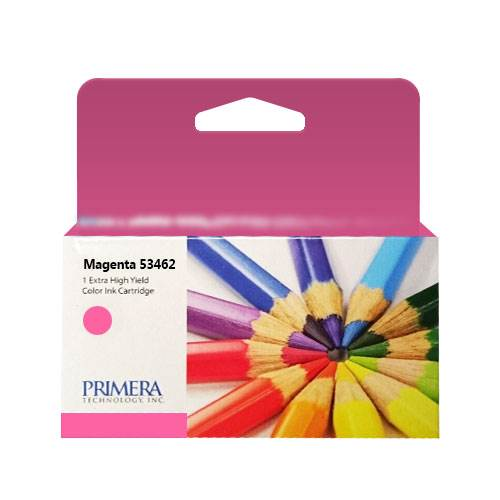 Primera 53462 Magenta Pigmented Ink Cartridge