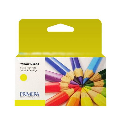 Primera 53463 Yellow Pigmented Ink Cartridge