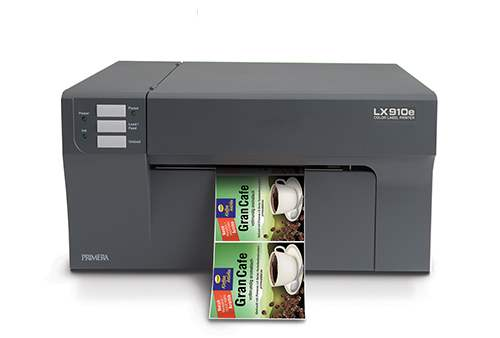 Primera LX910e Colour Label Printer
