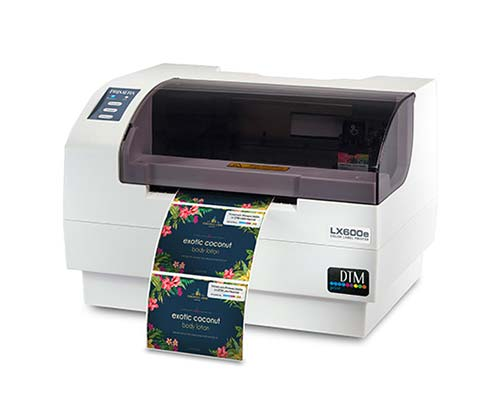 Primera LX600e Colour Label Printer