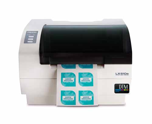 Primera LX610e Colour Label Printer & Cutter