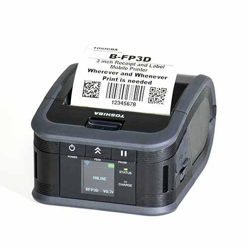 Toshiba Tec B-FP Series Mobile Thermal Printers