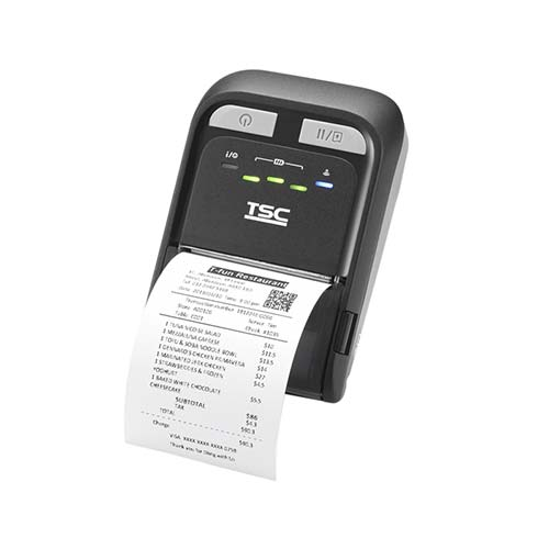 TSC TDM-20 Mobile Thermal Label Printer