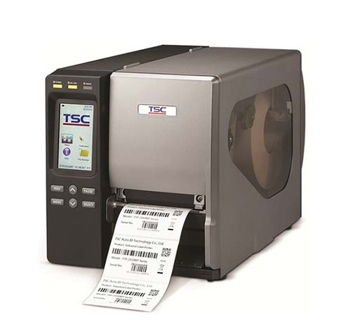 TSC TTP-2410MT Series Thermal Label Printers